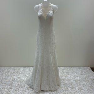 NWT Dreams by Eddy K. Lace Wedding Dress